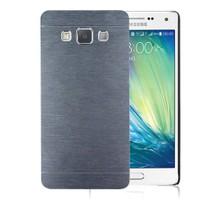 Microsonic Samsung Galaxy A5 Kılıf Hybrid Metal Gümüş