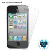 Vacca Apple İphone 5 Ultra Şeffaf Ekran Filmi
