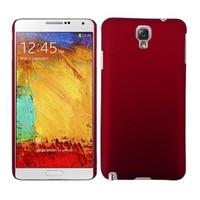 Microsonic Premium Slim Kılıf Samsung Galaxy Note 3 Neo Kırmızı