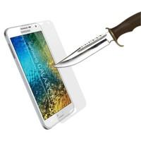 Inovaxis Samsung E7 (2'Li Ekonomik Paket) Kırılmaya Dayanıklı Inovaxıs Temperli Ekran Koruyucu Cam