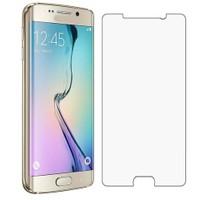 Inovaxis Samsung S6 Edge (2'Li Ekonomik Paket) Ön Yüzey Eğimsiz Kısım İçin Kırılmaya Dayanıklı Inovaxıs Temperli Ekran Koruyucu Cam