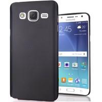 Cover Me Samsung Galaxy J7 Kılıf Slim Fit Dizayn Silikon Siyah