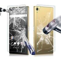 Kılıfshop Kılıfshop Sony Xperia Z5 Premium Ön Arka Ekran Koruyucu