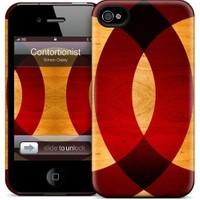 Gelaskins Apple iPhone 4 Hardcase Kılıf Contortionist