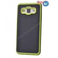 Case 4U Samsung Galaxy On5 Infinity Koruyucu Kapak Fıstık Yeşili