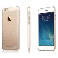 TotuDesign Apple iPhone 6S Kılıf Gold Elegant King Ambulatory Series