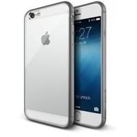 VERUS İphone 6 Kılıf Verus Case Crystal Mixx Series Gri
