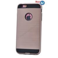 Case 4U Apple İphone 6S Plus Korumalı Kapak Rose Gold