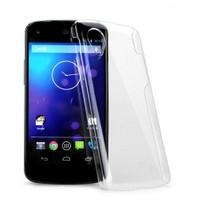 Microsonic Kristal Şeffaf Lg Nexus 4 Kılıf