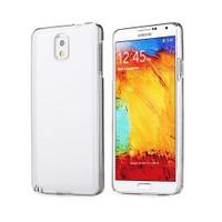 Microsonic Samsung Galaxy Note 3 Clear Soft Şeffaf Kılıf