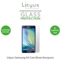 Lityus Samsung A5 Cam Ekran Koruyucu - AKLGPSA5