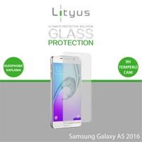 Lityus Samsung A5 2016 Cam Ekran Koruyucu (A510)