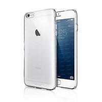Dark Apple iPhone 6 Plus 0,5mm Ultra İnce Şeffaf Görünmez Kılıf (DK-AC-CPI6PKL2)