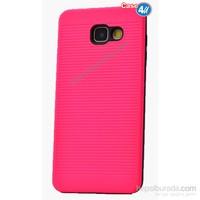 Case 4U Samsung A710 Galaxy A7 You Koruyucu Kapak Pembe