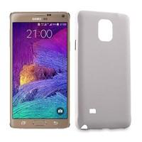Addison Samsung Galaxy Note 4 Beyaz Koruyucu Kılıf