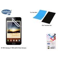 Addison Samsung N 7000 Yansıma Önleyici Ekran Korucu
