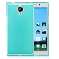 Microsonic Transparent Soft General Mobile Discovery Elite Kılıf Mavi