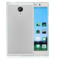 Microsonic Transparent Soft General Mobile Discovery Elite Kılıf Beyaz