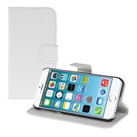 Microsonic Cüzdanlı Standlı Deri İphone 6 Plus (5.5'') Beyaz