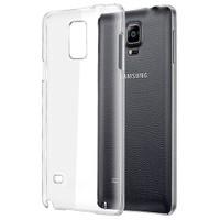 Microsonic Kristal Şeffaf Samsung Galaxy Note 4 Kılıf
