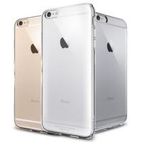 Lopard Apple İphone 6 Kılıf 0.2Mm Şeffaf Silikon Arka Kapak
