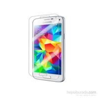 Case 4U Samsung Galaxy S5 Mini Ultra Şeffaf Ekran Koruyucu