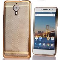 Coverzone General Mobile Gm5 Plus Kılıf Dot Lux Silikon
