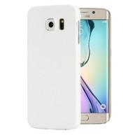 Microsonic Samsung Galaxy S6 Edge Premium Slim Beyaz Kılıf