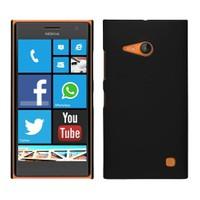 Teleplus Nokia Lumia 735 Silikon Kılıf Siyah
