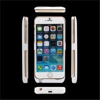 Teleplus İphone 6S Plus Şarjlı Kılıf Beyaz