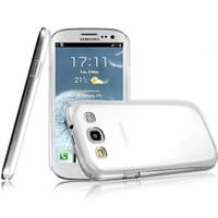 Microsonic Kristal Şeffaf Kılıf - Samsung Galaxy S3 i9300