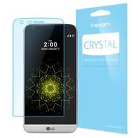 Spigen LG G5 Screen Protector Crystal Ekran Koruyucu - A18FL20124