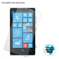 Vacca Nokia Lumia 920 Ultra Şeffaf Ekran Filmi