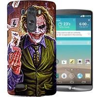 CoverZone Lg G3 Mini Kılıf Resimli Kapak Joker