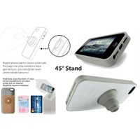 Xoopar Rıpple İphone5 Protection Case(White Back Gray)