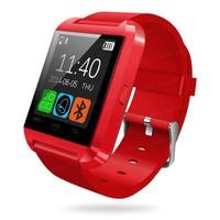 Dark SW06 Smart Watch Android Uyumlu Akıllı Saat (Kırmızı) DK-AC-SW06R