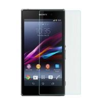 Kılıfshop Sony Xperia Z1 Glass Ekran Koruyucu