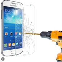 Lopard Samsung Galaxy S4 Mini Temperli Cam Ekran Koruyucu