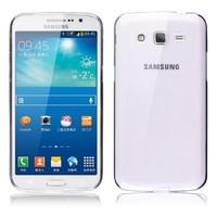 Microsonic Transparent Soft Samsung Galaxy Grand 2 Kılıf Beyaz