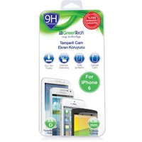 Greentech Apple İphone 6 4.7'' Glass Cam Ekran Koruyucu