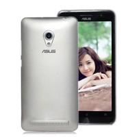 Microsonic Transparent Soft Asus Zenfone 5 Lite Kılıf Beyaz