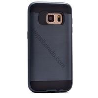 Case 4U Samsung Galaxy S7 Edge Korumalı Kapak Lacivert