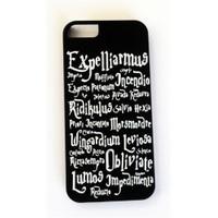 Köstebek Harry Potter - Magic İphone 5 Telefon Kılıfı