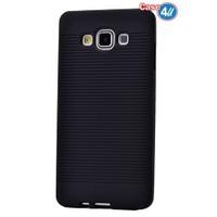 Case 4U Samsung Galaxy E5 You Korumalı Kapak Siyah