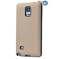 Case 4U Samsung Galaxy Note 3 You Korumalı Kapak Altın
