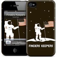 Gelaskins Apple iPhone 4 Hardcase Kılıf Finders Keepers