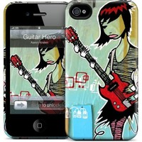 Gelaskins Apple iPhone 4 Hardcase Kılıf Guitar Hero