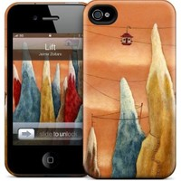 Gelaskins Apple iPhone 4 Hardcase Kılıf Lift