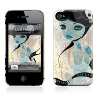 Gelaskins Apple iPhone 4 Hardcase Kılıf Lost Hearths