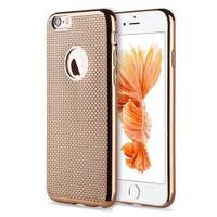 Microsonic İphone 6S Plus Kılıf Electroplate Soft Gold